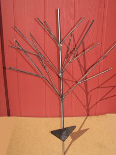 Southern Garden BOTTLE TREE  16 Wine Bottle Yard Art by Hopfrogs, $26.99