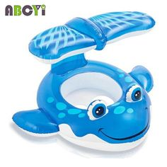 Cheap kids pool swimming, Buy Quality floating swimming pool directly from China baby swimming ring Suppliers: 29 Styles! INTEX Toddler Baby Inflatable Swimming Ring Children Swim Arm Rings Kids Swimming Pool Seat Float Boat with Sunshade Children Swimming Pool, Shark Swimming, Baby Swimming, Cartoon Whale, Baby Float, Sports Games For Kids, Toddler Chair, Toddler Toys, Pool Accessories