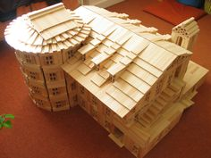 Wooden Building Blocks, Popsicles, Plank, Sticks, Puzzle, Diy Crafts, Learning, Inspiration, Children