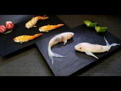 これは楽しいしおいしそう!鯉そっくりのお寿司、コイ寿司の作り方動画(猫成分配合) : カラパイア
