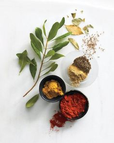 8 Must-Have Pantry Spices: Black Pepper, Red Pepper Flakes, Cinnamon, Nutmeg, Bay Leaf, Curry Powder, Paprika & Cumin