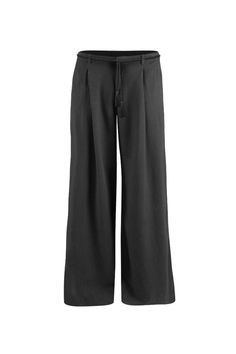 These palazzo pants are perfect with any color top. Can be dressed up or down. Includes two front pockets a drawstring belt and a front zipper closure.  Palazzo Pants by Dex. Clothing - Bottoms - Pants & Leggings - Flare & Wide Leg New Jersey