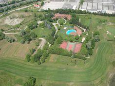 Golf Club Lecco - La struttura