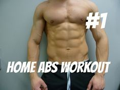 Home Abs Workout JCFitness #1