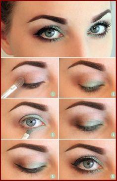 Smokey Eye Makeup Tips For Brown Eyes   #Smokey #Makeup #BrownEyes