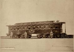 Images of Abraham Lincoln's Funeral Portrayed the Profound Grief of a Nation: The Funeral Railroad Car