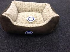 For sale on www.online-carboot.co.uk - Dog/cat bed - New - battersea dogs home branded - with tags