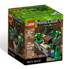These LEGO Minecraft Sets are awesome if you're looking for Gift Ideas for Boys ages 10-15. That's one of the hardest age ranges to buy for! #Christmas #giftideas