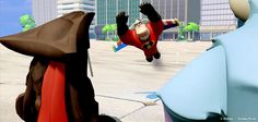 It's INCREDIBLE how many ways you can take your characters to INFINITY AND BEYOND! http://di.sn/t0E  #DisneyInfinity #Disney #Infinite #MrIncredible #Sully #JackSparrow