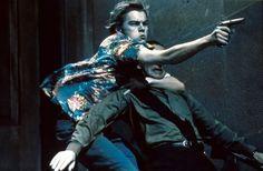 """Romeo (Leonardo DiCaprio) in """"Romeo+Juliet"""""""