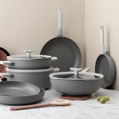 Frying pan 20 cm - Leo | Official BergHOFF website Wok, House Kitchenware, Cooking Shop, Home Design, Herd, Kitchen Sets, Kitchen Accessories, Aluminium, Cookware