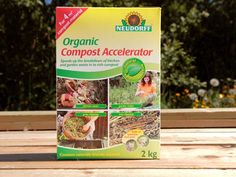 This organic compost accelerator by Neudorff contains important composting bacteria and fungi cultures and is ideal for all types of composting.
