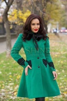In cautarea paltonului perfect! Victorian, Stylish, Coat, Jackets, Vintage, Dresses, Fashion, Down Jackets, Vestidos