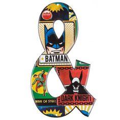 DC Heroes Embossed Tin Symbol - Ampersand⎜Open Road Brands