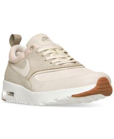 e232bf76859d Nike Women s Air Max Thea Premium Running Sneakers from Finish Line Shoes -  Finish Line Athletic Sneakers - Macy s