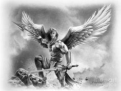 angel-warrior-miro-gradinscak.jpg (900×676)