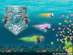 Seal Force  Android Game - playslack.com , people of the sea are in hazard, they are existed  by an ecological adversity, but a fearless trinity of marines decides to clear the sea of poisons. Use their distinctive qualities for havoc of a definite kind of pollution.Heroes can get changes of their instrumentalities and a set of other toiletries, such as garments and distinctive devices. accumulate coinages and bonuses, and dress t get to a mouth to a blood-thirsty attacker. You are waited…