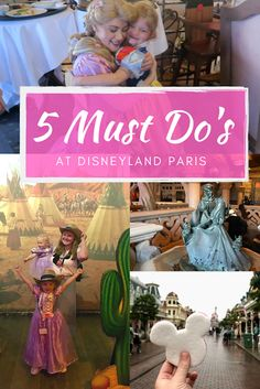 Top 5 Must Do's at Disneyland Paris! Disney Day, Disney Magic, Rocky Mountain National, National Forest, Disney Popcorn Bucket, Maleficent Dragon, West Coast Trail, Sleeping Beauty Castle, Disneyland Hotel