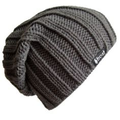 $14.99 | Amazon.com: Frost Hats Fall Winter BLACK Mens Slouchy Hat Beanie Frost Hats: Clothing