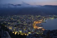 Port town early in the morning Greek Islands, Early Morning, More Photos, Greece, River, Mountains, Outdoor, Greek Isles, Greece Country