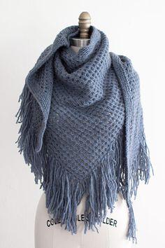 RittenhouseTown Wrap crochet