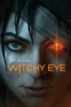Witchy Eye - DJ Butler