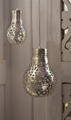 Lovely lightbulbs