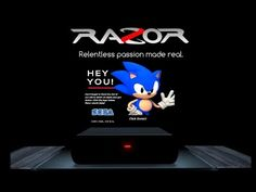 New Sega Console - Operation Razor -  Help Bring Sega Back To Console Ma...