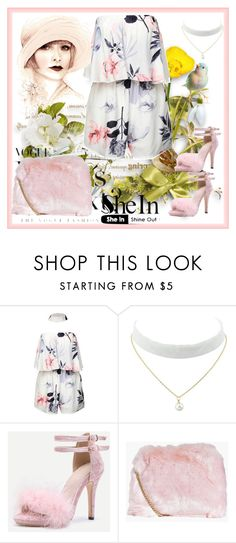"""""""SheIn 7"""" by dinka1-749 ❤ liked on Polyvore featuring Boohoo"""
