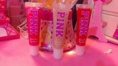 ♥ Liliana Marisoleil♥ : Lip gloss victorias secret pink