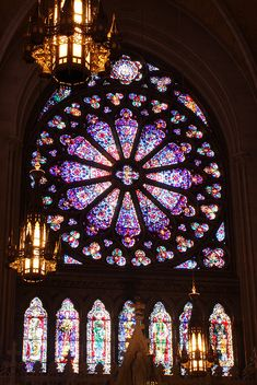 Study in Stained Glass by tomadamsnj on Flickr