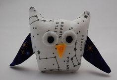 """""""little dipper"""" owl"""