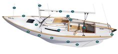 NEWS HISTORY 70 YEARS OF FOLKBOAT CLASS ASSOCIATION THE BOAT MODELS SPECIFICATION SPARE PARTS THE YARD CONTACT SHOP