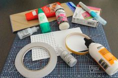Material de scrap craft y cardmaking