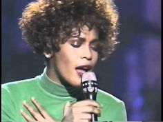 Whitney Houston - A SONG FOR YOU 1991