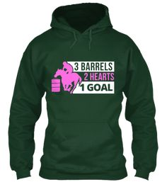 Limited Edition Barrel Racing Hoodies | Teespring