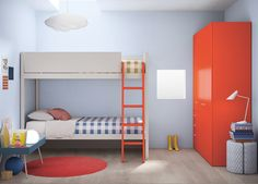 Nidi Camelot Modern Bunk Bed & Kids Modern beds Online at MOOD