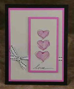 Love Bites. Love Cards. - Club Scrap #valentines