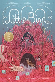 Little Bird, The Fight for Elder's Hope is the critically acclaimed sci-fi epic from the award-winning team of writer/filmmaker Darcy Van Poelgeest and artist Ian Bertram. A Handmaids Tale, Birds Online, World On Fire, Thought Provoking, Filmmaking, Audio Books, Thriller, Books To Read, Ebooks