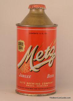Metz beer. Who knew?