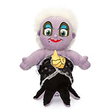 Disney's Babies Ursula Plush Doll and Blanket - Small - 12''