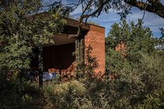 Image 6 of 34 from gallery of Witklipfontein Eco Lodge / GLH Architects. Photograph by Damien Huyberechts