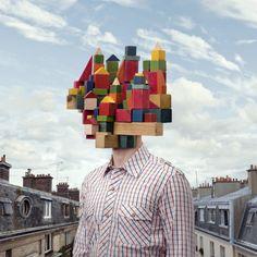 square portraits | Manuel Archain