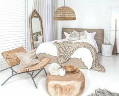 44 Beautiful African Bedroom Decor - Home Design Home Decor Bedroom, Bedroom Furniture, Furniture Design, Bedroom Ideas, Design Bedroom, Headboard Ideas, Bedroom Chair, Diy Bedroom, Bedroom Styles