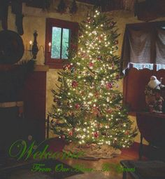Wild Rose Designs Christmas Home Tour!!  SO MUCH TO LOVE!!!!! :-)