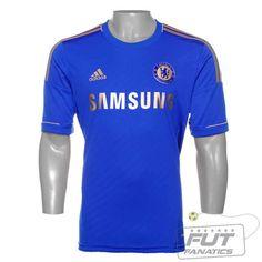 Nova Camisa do Chelsea!