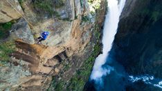 Semonkong Lodge | Abseiling in Lesotho - Dirty Boots Abseiling, Adventure Activities, Amazing Adventures, Countries Of The World, Scenery, African, In This Moment, Sky, Boots