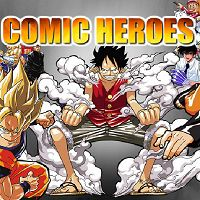 Play Comic Heroes online at Puffgames.com