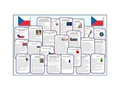 Přehled státních svátků a ostatních dnů slavených či připomínaných v České republice. Na každé kartě je krátký popis proč je daný den významný.