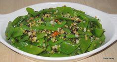 cookvalley - tanker om mad: Brede bønner med linser og sennepsfrø
